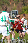 Fossa v  Na Gaeil's in their County League Division Four match in Fossa on Sunday.