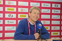 SCHAATSEN: HEERENVEEN: 03-03-12, Arie Koops KNSB directeur Sport, ©foto Martin de Jong