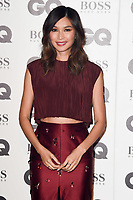 LONDON, UK. September 05, 2018: Gemma Chan at the GQ Men of the Year Awards 2018 at the Tate Modern, London