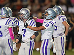 2013 High School Football - Martin vs. Paschal and Arlington vs. Weatherford