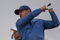 Brooks Koepka (USA) watches his tee shot on 3 during round 2 of the AT&T Byron Nelson, Trinity Forest Golf Club, Dallas, Texas, USA. 5/10/2019.<br /> Picture: Golffile | Ken Murray<br /> <br /> <br /> All photo usage must carry mandatory copyright credit (© Golffile | Ken Murray)