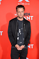 LOS ANGELES, CA. January 28, 2019: Ryan Tedder at the US premiere of &quot;What Men Want!&quot; at the Regency Village Theatre, Westwood.<br /> Picture: Paul Smith/Featureflash