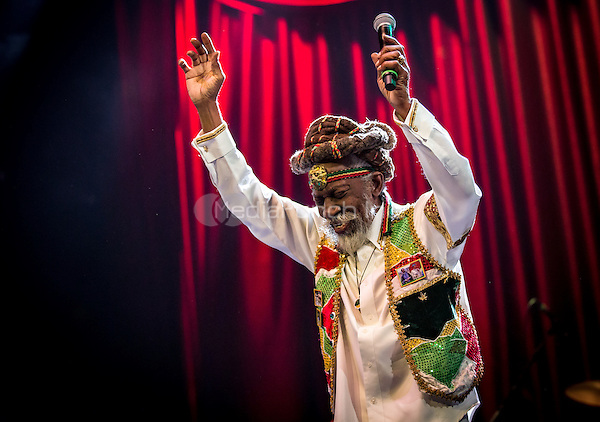 LAS VEGAS, NV - April 9, 2016: ***HOUSE COVERAGE*** Neville O'Riley Livingston AKA Bunny Wailer performs at Brooklyn Bowl Las Vegas at The Linq in in Las vegas, NV on April 9, 2016. Credit: Erik Kabik Photography/ MediaPunch