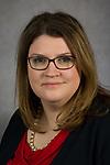 Caileen Crecco, Volunteer Coordinator, Advancement, DePaul University, is pictured Feb. 27, 2018. (DePaul University/Jeff Carrion)