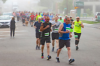 The 2019 Barnesville Rails to Trails 5K and Kids Fun Run, Barnesville, Ohio May 18, 2019.