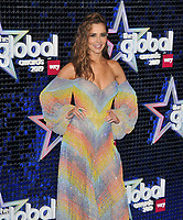 Cheryl (Cheryl Ann Tweedy) at the Global Awards 2019, Hammersmith Apollo (Eventim Apollo), Queen Caroline Street, London, England, UK, on Thursday 07th March 2019.<br /> CAP/CAN<br /> &copy;CAN/Capital Pictures
