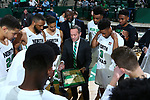 FRISCO, TX February 3: Mean Green men's basketball v Rice University at Super Pit - North Texas Coliseum in Denton on February 1,, 2018 in Denton, Texas Photo: Rick Yeatts