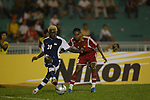 Indonesia vs Singapore during their AFF Suzuki Cup 2004 Group A match at Thong Nhat Stadium on 09 December 2004, in Ho Chi Minh City , Vietnam. Photo by Stringer / Lagardere Sports