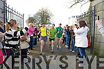 Brian Hayden, Vivienne Lee, Marcus Howlett and Jim McNiece who took part in the Kerry's Eye, Tralee International Race Directors Marathon on Monday March18th 2013.