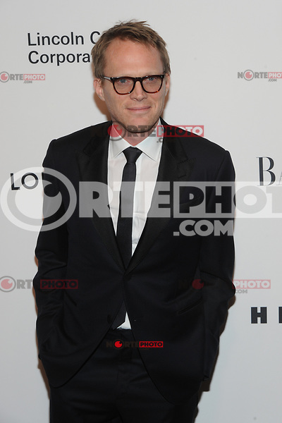 NEW YORK, NY - NOVEMBER 30: Paul Bettany at the Lincoln Center Corporate Fund Gala at Alice Tully Hall in New York City on November 30, 2017. Credit: John Palmer/MediaPunch NortePhoto.com. NORTEPHOTOMEXICO
