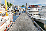 Morning in Boothbay Harbor, Boothbay, ME, USA