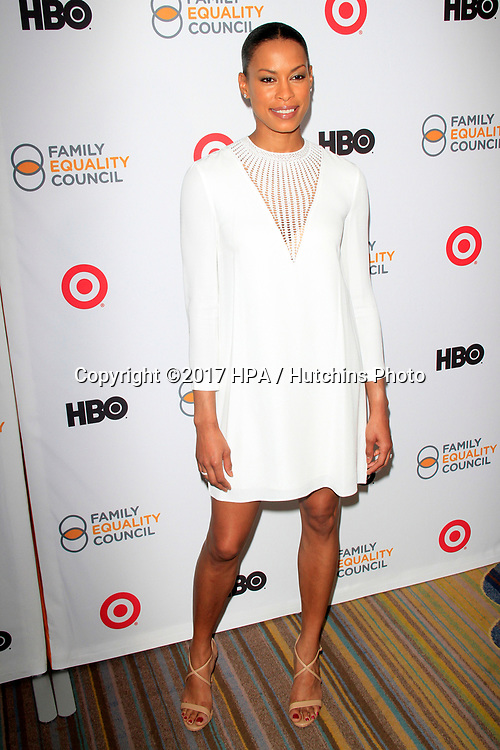 LOS ANGELES - MAR 11:  Kearran Giovanni at the Family Equality Council's Annual Impact Awards at the  Beverly Wilshire Hotel on March 11, 2017 in Beverly Hills, CA