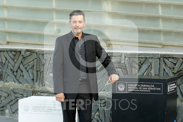 Portuguese film director Joao Canijo during the 59th San Sebastian Donostia International Film Festival - Zinemaldia.September 21,2011.(ALTERPHOTOS/ALFAQUI/Acero)