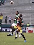 Con empate a un gol terminó el encuentro entre Deportivo Cali y Deportes Tolima, por la fecha 4 del Clausura 2015.