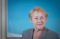 PQ leader Pauline Marois poses at her office in the National Assembly in Quebec City Tuesday April 12, 2011.