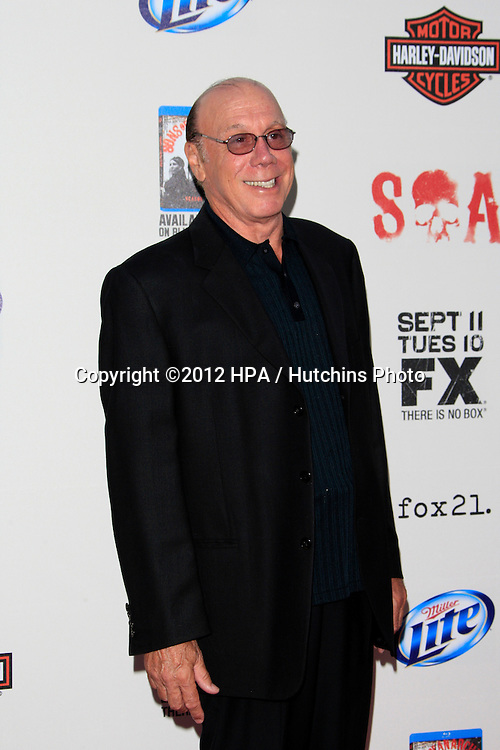 "LOS ANGELES - SEP 8:  Dayton Callie arrives at the ""Sons of Anarchy"" Season 5 Premiere Screening at Village Theater on September 8, 2012 in Westwood, CA"
