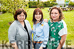 Mary Harney, Caroline McEnery and Norah Casey at the Women in Media conference in Kilcooley's, Ballybunion on Sunday.