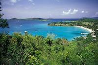 Caneel Bay, St. John, U.S. Virgin Islands
