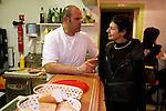 20080110 - France - Aquitaine - Pau<br /> PORTRAITS DE MARTINE LIGNIERES-CASSOU, CANDIDATE PS AUX ELECTIONS MUNICIPALES DE PAU EN 2008.<br /> Ref : MARTINE_LIGNIERES-CASSOU_023.jpg - © Philippe Noisette.