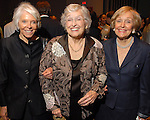 Nancy Brown Negley, Maconda Brown O'Connor and Isabel Brown Wilson at the City of Houston's Birthday Bash at the George R. Brown Convention Center Tuesday Aug. 19,2008.(Dave Rossman/For the Chronicle)