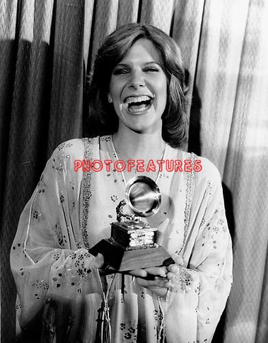 Debby Boone 1978 Grammy Awards.© Chris Walter.