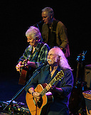 David & Graham.   David Crosby, Graham Nash and very special guests at the Maui Arts &  Cultural Center.  A concert for Ruthie on August 29, 2013.