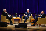 President Bill Clinton And James Patterson Talk About Their New Book 'The President Is Missing'