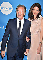 BEVERLY HILLS, CA - APRIL 14: Actor/producer Don Johnson (L) and wife/teacher Kelley Phleger attend the 7th Biennial UNICEF Ball at the Beverly Wilshire Four Seasons Hotel on April 14, 2018 in Beverly Hills, California.<br /> CAP/ROT/TM<br /> &copy;TM/ROT/Capital Pictures