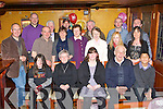 Karen O'Shea Brendan's Terrace, Killarney seated centre who celebrated her 30th birthday with her family and friends in the Killarney Avenue Hotel on Saturday night
