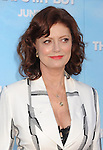 WESTWOOD, CA - JUNE 04: Susan Sarandon arrives at the Los Angeles premiere of 'That's My Boy' held at Regency Village Theatre Westwood on June 4, 2012 in Westwood, California.