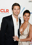 WESTWOOD, CA. - September 17: Actor Eric Winter and actress Roselyn Sanchez  arrive at the 2009 ALMA Awards held at Royce Hall on the UCLA Campus on September 17, 2009 in Los Angeles, California.