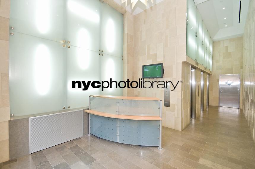 Lobby at 44 West 28th Street
