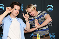 APR 09 Swmrs visit Radio 104.5