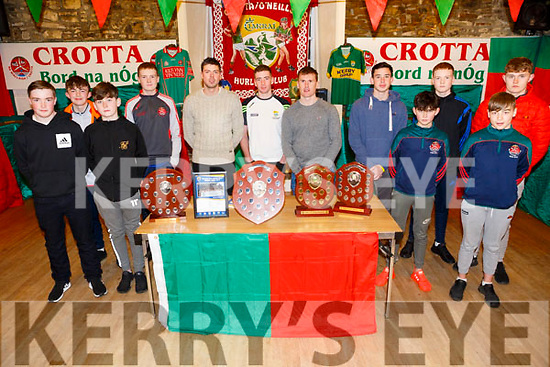 Crotta Coiste Na Nog Awards Night at the Columbanus Centre Kilflynn on Saturday