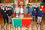 Crotta Coiste Na Nog Awards Night at the Columbanus Centre Kilflynn on Saturday