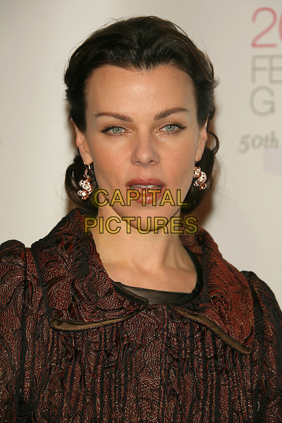 DEBI MAZAR.2008 Femmy Awards, honoring excellence in the Intimate Apparel Industry, presented by The Underfashion Club,.New York, USA, 5th February 2008..portrait headshot .CAP/LNC/TOM.?LNC/Capital Pictures