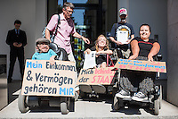 2016/06/08 Gesundheit | Protest gegen Teilhabegesetz