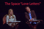 "The Space ""Love Letters"" by AR Gurney performed  by  Rio headliner magician Penn Jillette and his wife, Emily Jillette"