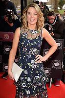 Charlotte Hawkins<br /> arriving for TRIC Awards 2018 at the Grosvenor House Hotel, London<br /> <br /> ©Ash Knotek  D3388  13/03/2018