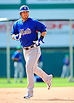 17 March 2009: New York Mets' outfielder Ryan Church warms up prior to a Spring Training game against the Atlanta Braves at Disney's Wide World of Sports in Orlando, Florida. The Braves defeated the Mets 5-1 in the Grapefruit League matchup. Mandatory Photo Credit: Ed Wolfstein Photo