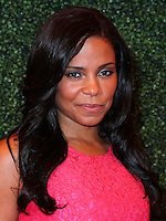PACIFIC PALISADES, CA, USA - OCTOBER 11: Sanaa Lathan arrives at the 5th Annual Veuve Clicquot Polo Classic held at Will Rogers State Historic Park on October 11, 2014 in Pacific Palisades, California, United States. (Photo by Xavier Collin/Celebrity Monitor)
