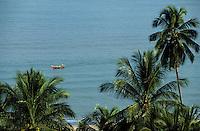 Asie/Malaisie/Penang: Bateaux de pêche sur la côte