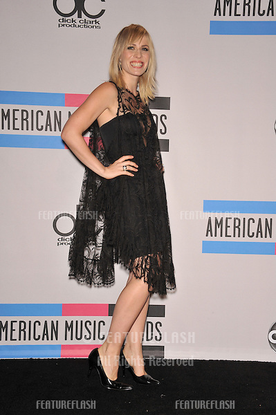 Natasha Bedingfield at the 2010 American Music Awards at the Nokia Theatre L.A. Live in downtown Los Angeles..November 21, 2010  Los Angeles, CA.Picture: Paul Smith / Featureflash