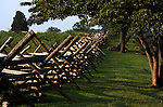 Split rail fence at Gettysburg battle field Pennsylvania Fence, Split rail fence, Fence, American Civial War Battle of Gettysburg Pennsylvania, Battle of Gettysburg, July 1-3 1863, cannon, cannon in field, Gettysburg Pennsylvania, Gettysburg Campaign, American Civil War, Union Victory over Confederacy, Commonwealth of Pennsylvania, Penn, Penna, natives, Northeasterners, Middle Atlantic region, Philadelphia, Keystone State, 1802, Thirteen Colonies, Declaration of Independence, State of Independence, Liberty, Conestoga wagons, Quaker Province, Founding Fathers, 1774, Constitution written, Fine Art Photography by Ron Bennett, Fine Art, Fine Art photography, Art Photography, Copyright RonBennettPhotography.com ©