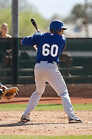 Nick Buss - Los Angeles Dodgers - 2009 spring training.Photo by:  Bill Mitchell/Four Seam Images