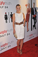 "Jennifer Morrison at the premiere of ""The Ugly Truth"" at the Cinerama Dome, Hollywood..July 16, 2009  Los Angeles, CA.Picture: Paul Smith / Featureflash"