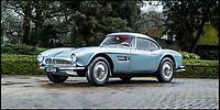 Yours For £2 million - Racing legend John Surtees BMW roadster.