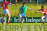 East Kerry v Saint Brendans in the Kerry Senior County Football Championship