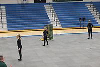 Shippensburg University Majorettes at Lower Dauphin 2-24-18