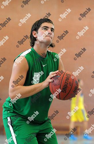 2013-08-15 / Basketbal / seizoen 2013-2014 / Oxaco / Tom Van Hoey<br /><br />Foto: Mpics.be